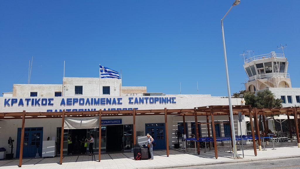 Santorini Airport Transfers