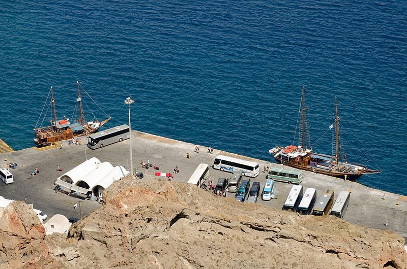 Santorini Port Transfers