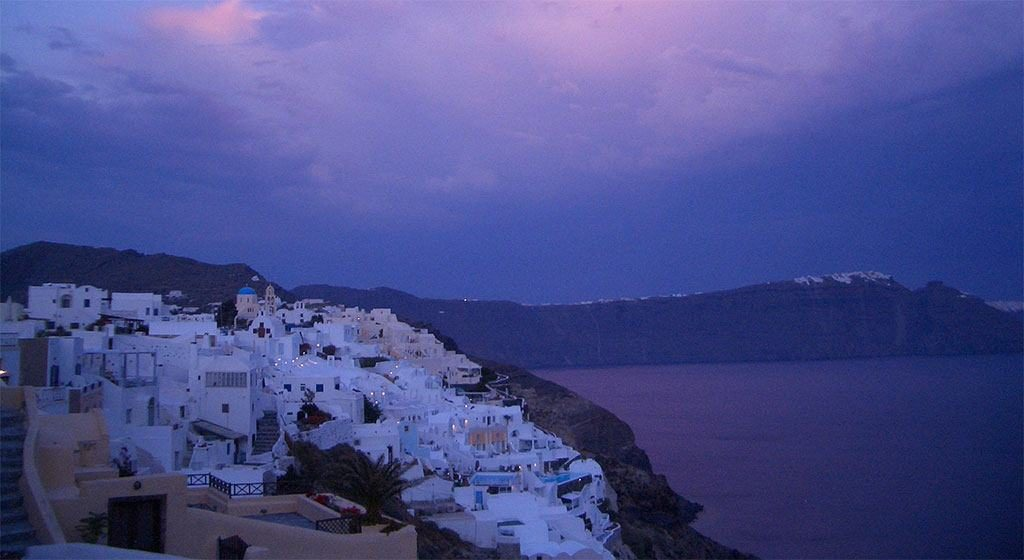 SANTORINI TOURIST GUIDE